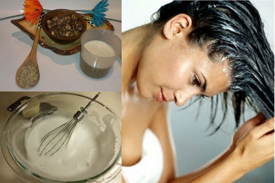 Маски для волос в домашних условиях на хлебе 61