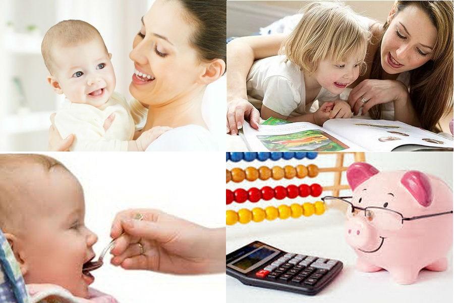 Отпуск по уходу за ребенком и будущая пенсия