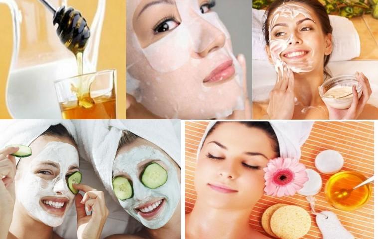 Питательные маски для лица в домашних условиях для нормальной кожи