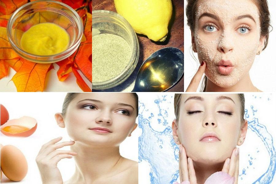 Питательные маски для нормальной кожи