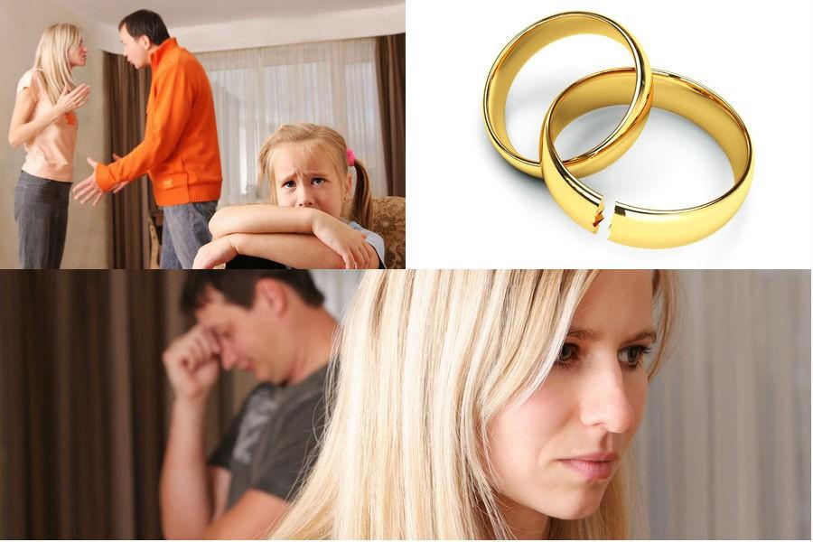 Разводы в России, статистика