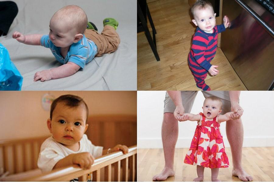 развитие ребенка в 9