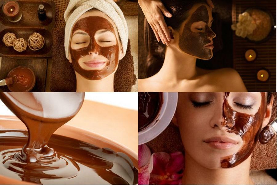 Омолаживающая шоколадная маска