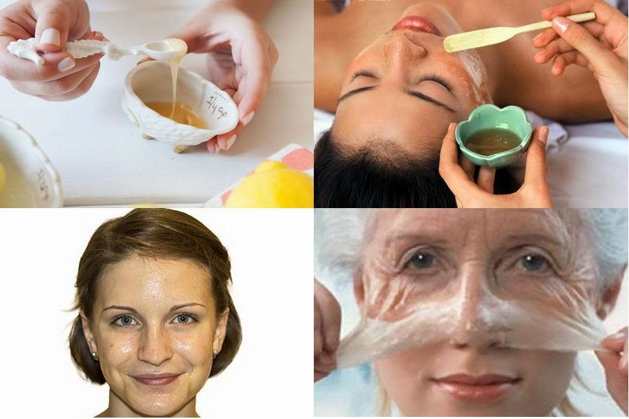 Как отшелушивать кожу в домашних условиях 24