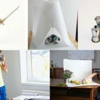 Предметная фотосъемка в домашних условиях