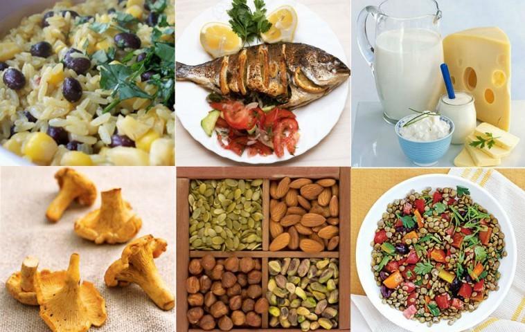 Чем можно заменить мясо в питании