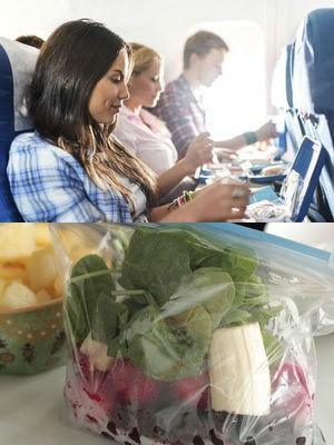Что можно есть в самолете