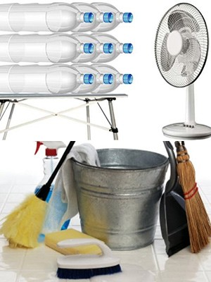 Как охладить воздух без кондиционера