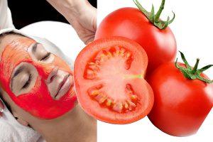 Маски из томатов, рецепты