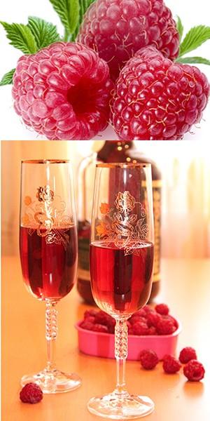 Малиновое вино