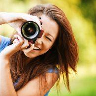 Как фотографировать летом на природе