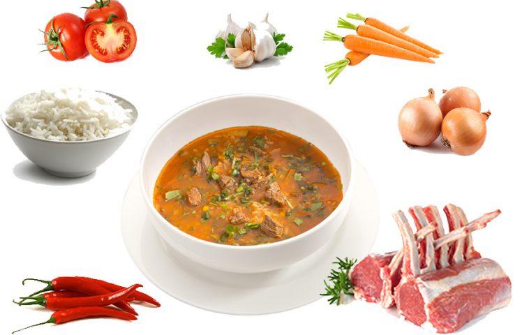 грузинский суп харчо рецепт приготовления в домашних условиях