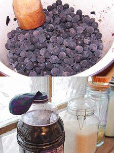 Как сделать вино из черемухи