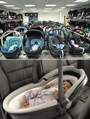 как выбрать автолюльку для новорожденного