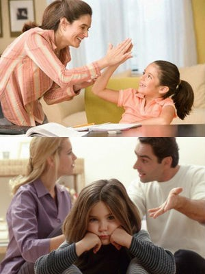 найти общий язык с ребенком