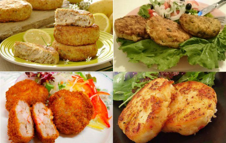 Рыбные диетические котлеты рецепт с пошагово в