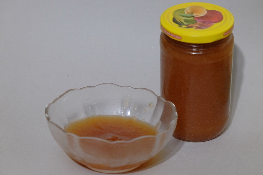 Яблочный джем в домашних условиях рецепт с фото 966