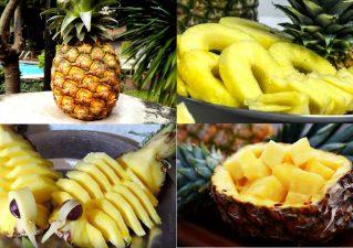 как есть ананас