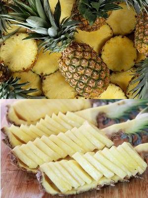 польза и вред ананаса