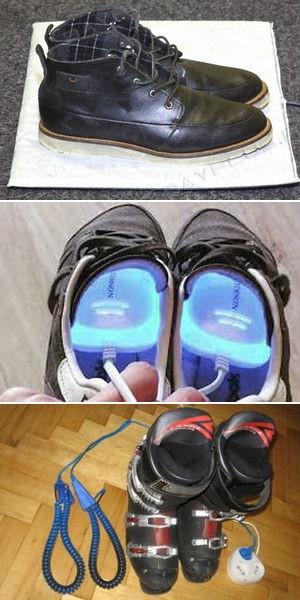 электрические сушилки для обуви