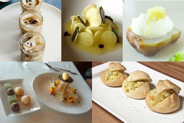 Десерты из земляной груши