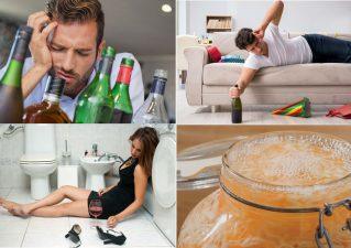 как избавиться от похмелья в домашних условиях