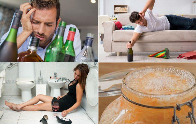 Что сделать с похмельем в домашних условиях 54