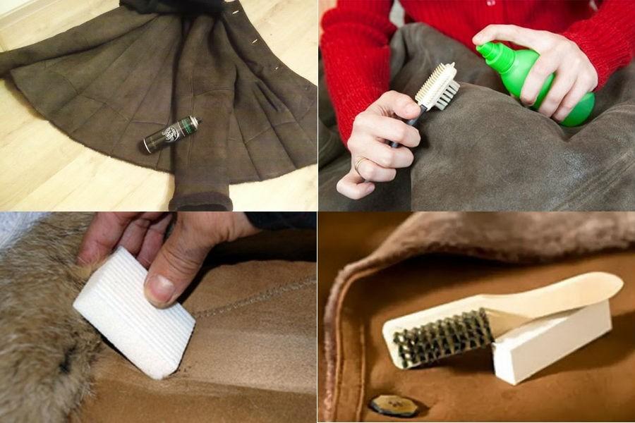 Как по стирать дубленку в домашних условиях 894