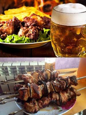 как мариновать мясо в пиве