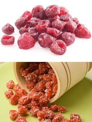 черешневые цукаты на зиму