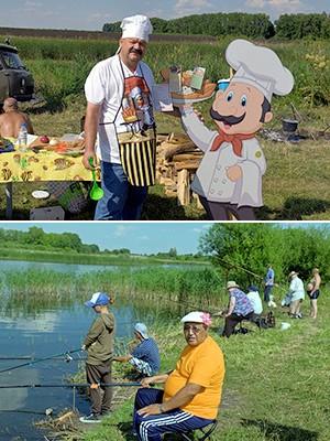 """фестиваль """"Абакумовская рыбка"""""""