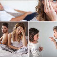 что делать, если муж сел на шею