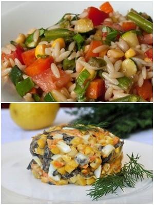 """салат """"Екатерина"""""""