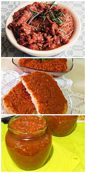простой рецепт лютеницы