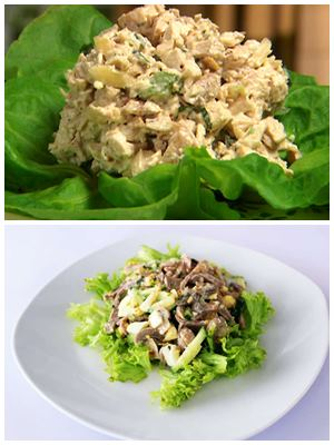 выборгский салат