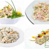чем салат столичный отличается от Оливье