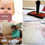 как вписать ребенка в паспорт родителя