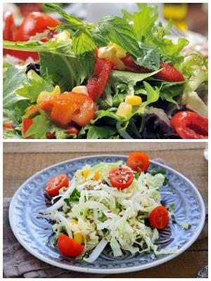 с рыбой и овощами