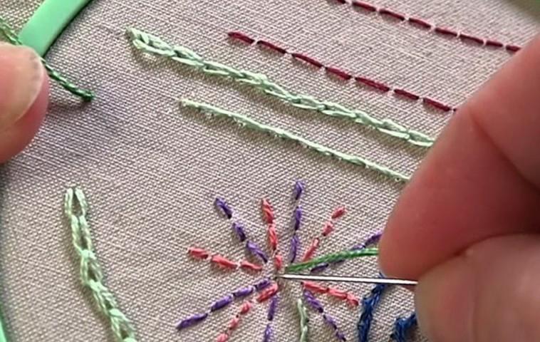 Самые простые швы – азы рукоделия