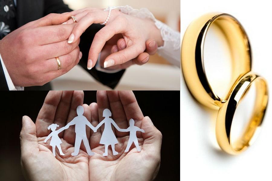 Уж замуж невтерпеж, или зачем вступают в брак россияне