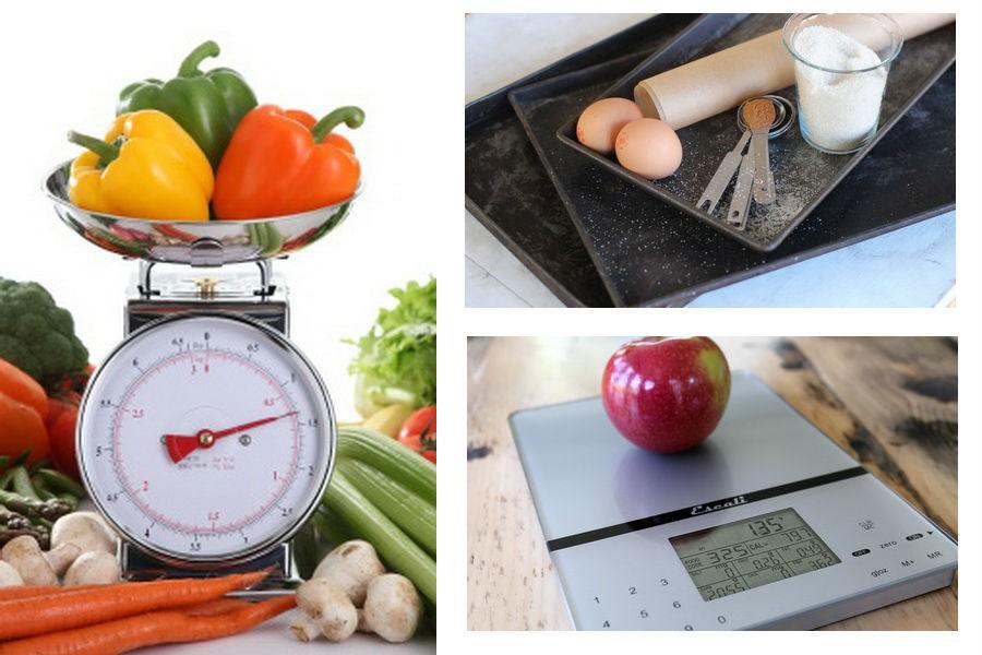 Меры веса и объема продуктов