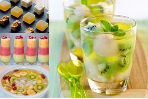 Низкокалорийные десерты: рецепты с указанием калорийности