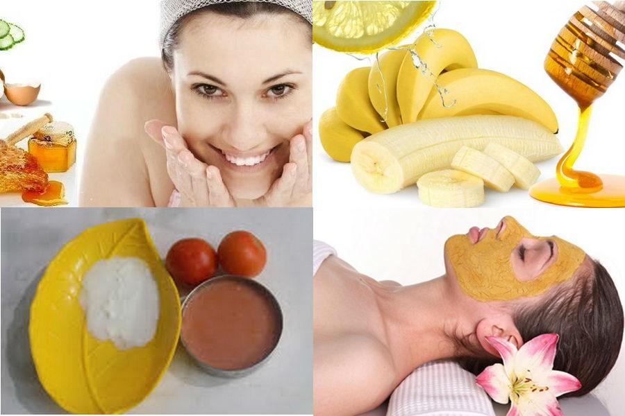 Питательные маски для лица в домашних условиях