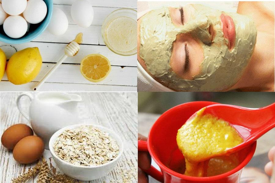 Питательные маски для сухой кожи в домашних условиях