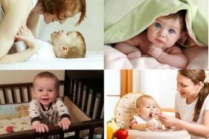Ребенку 9 месяцев: развитие и питание