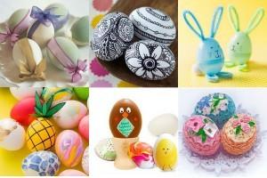 Как украсить пасхальное яйцо своими руками (фото)