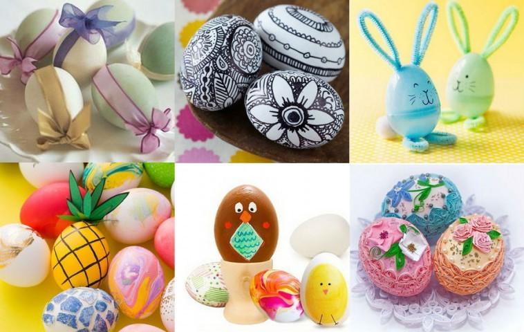 Как украсить пасхальное яйцо своими руками