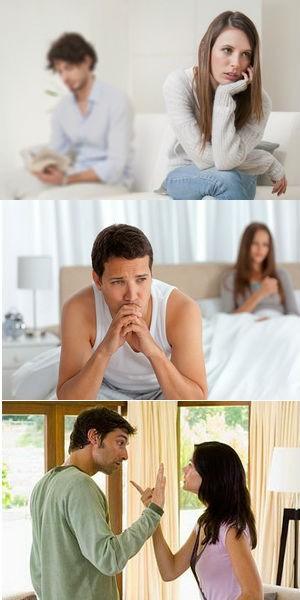 Кризис первого года семейной жизни