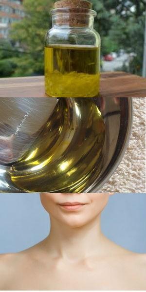Маска-компресс для шеи и декольте