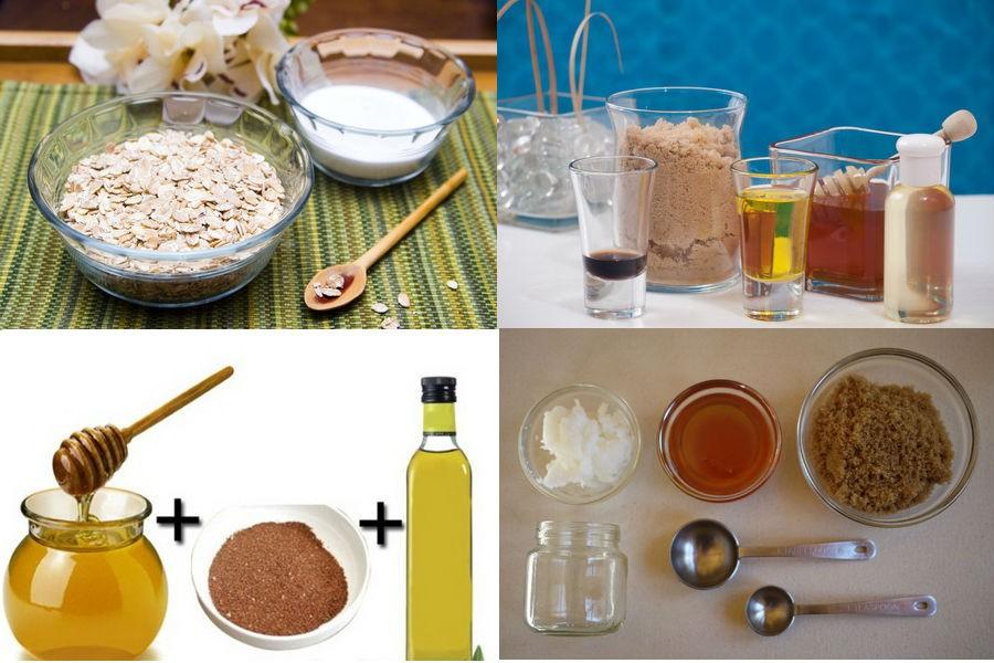 Рецепты домашнего скраба для губ